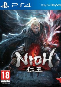 Nioh (2017) plakat