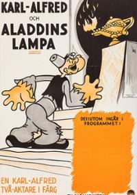 Aladdin and His Wonderful Lamp (1939) plakat