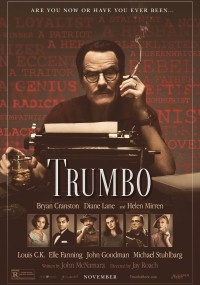 Trumbo (2015) plakat