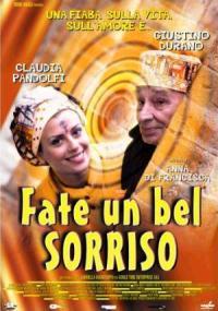 Fate un bel sorriso (2000) plakat