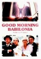 Dzień dobry, Babilonio (1987) plakat