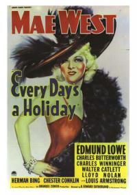 Co dzień święto (1937) plakat