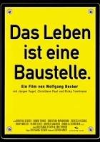plakat - Życie to plac budowy (1997)