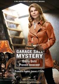Garage Sale Mystery: Guilty Until Proven Innocent (2016) plakat