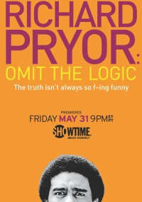 Richard Pryor: Omit the Logic (2013) plakat
