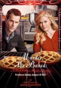 Murder, She Baked: A Peach Cobbler Mystery (2016) plakat