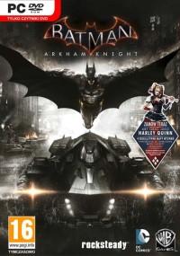 Batman: Arkham Knight (2015) plakat