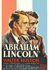 Abraham Lincoln (1930) plakat