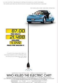 Who Killed the Electric Car? (2006) plakat