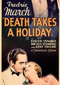 Śmierć odpoczywa (1934) plakat
