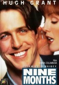 Dziewięć miesięcy (1995) plakat