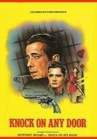 Pukać do każdych drzwi (1949) plakat