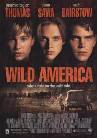 Dzika Ameryka (1997) plakat
