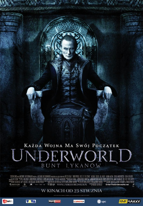 Underworld: Bunt Lykanów online Zalukaj PL