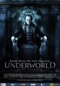 Underworld: Bunt Lykanów (2009) plakat