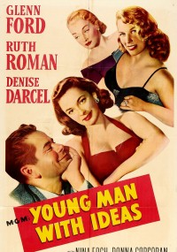 Young Man with Ideas (1952) plakat