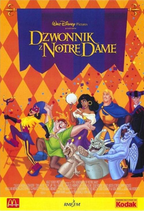 Dzwonnik z Notre Dame online na Zalukaj