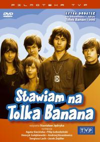 Stawiam na Tolka Banana (1973) plakat