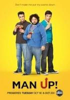 Man up (2011) plakat