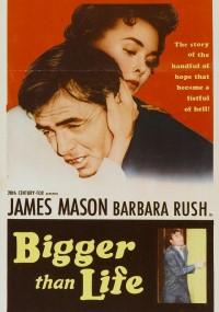 Życie na szali (1956) plakat