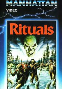 Rituals (1977) plakat