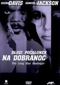 Długi pocałunek na dobranoc (1996) plakat