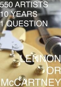 Lennon or McCartney (2014) plakat
