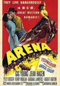 Arena (1953) plakat