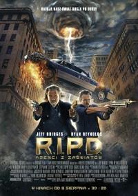 R.I.P.D. Agenci z zaświatów (2013) plakat