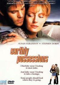 Ziemskie namiętności (1999) plakat