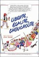 Wolność, równość i ...kiszona kapusta (1985) plakat