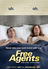 Free Agents (2011) plakat
