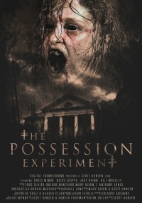 The Possession Experiment (2016) plakat