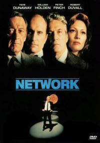 Sieć (1976) plakat