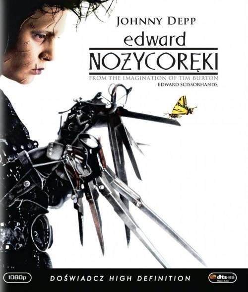 Edward Nożycoręki Poster