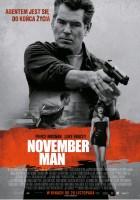 plakat - November Man (2014)