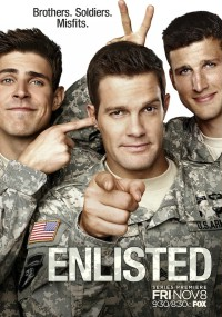 Enlisted (2014) plakat