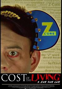 Cost of the Living: A Zom Rom Com (2011) plakat