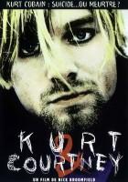 plakat - Kurt & Courtney (1998)