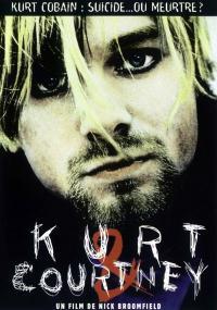Kurt & Courtney (1998) plakat