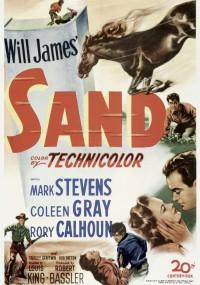 Sand (1949) plakat