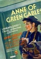 Ania z Zielonego Wzgórza (1934) plakat
