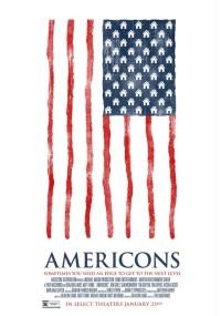 Americons (2014) plakat