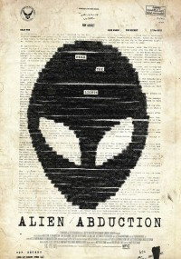 Alien Abduction (2014) plakat