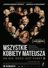 Wszystkie kobiety Mateusza (2012) plakat