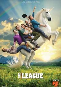 Wirtualna liga (2009) plakat