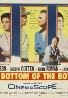 The Bottom of the Bottle (1956) plakat