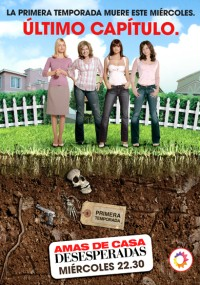 Amas de casa desesperadas (2006) plakat