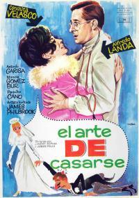 El Arte de casarse (1966) plakat