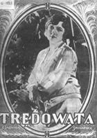 plakat - Trędowata (1926)